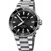 Oris 43.5mm Automatic 01 733 7730 4134-07 8 24 05PEB new
