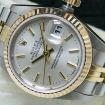Rolex Lady-Datejust Gold/Steel 26mm Silver No numerals United States of America, Pennsylvania, HARRISBURG