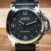 Panerai Luminor Marina 1950 3 Days Automatic Steel 44mm Black Arabic numerals United States of America, Arizona, Mesa