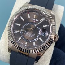 Rolex Sky-Dweller Rose gold United States of America, New York, Manhattan