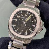 Patek Philippe Aquanaut Steel 40mm Black Arabic numerals United States of America, New York, Manhattan