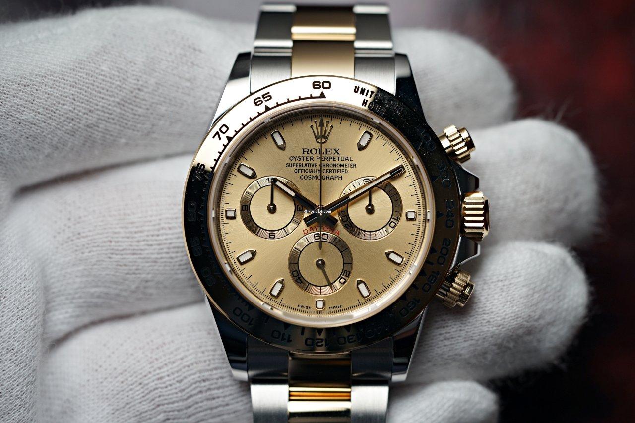 Rolex Daytona 116503 2021 новые