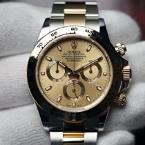 Rolex Daytona Gold/Steel 40mm Champagne No numerals United States of America, Florida, Orlando