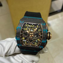 Richard Mille RM 011 RM11-03 Ultimate Edition New Carbon 44.5mm Automatic