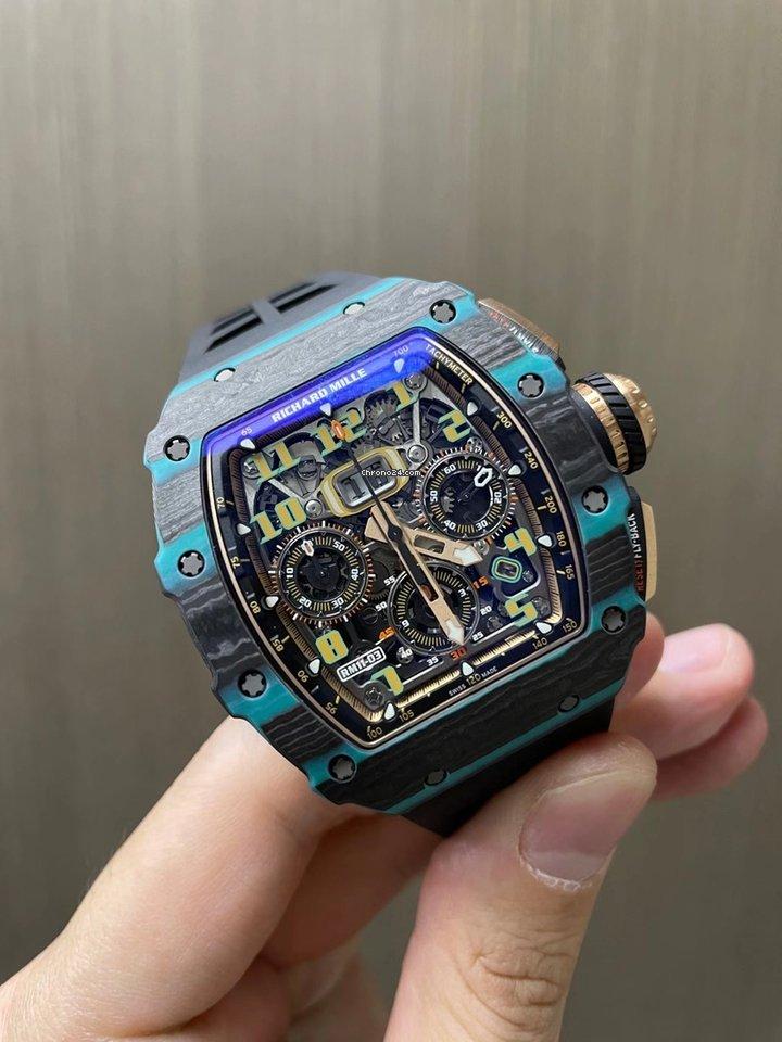 Richard Mille RM 011 RM11-03 Ultimate Edition новые