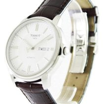 Tissot new Automatic 39.7mm Steel Sapphire crystal