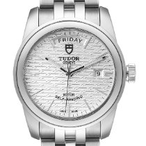 Tudor Glamour Date-Day Steel 39mm Silver United States of America, Georgia, Atlanta