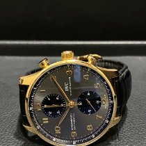 IWC Portuguese Chronograph Rose gold 40.9mm Grey Arabic numerals Singapore, Singapore