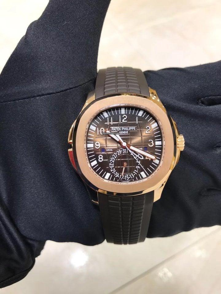 Patek Philippe Aquanaut 5164R-001 new