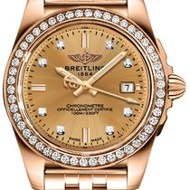 Breitling Galactic 32 Rose gold 32mm Gold United States of America, California, Moorpark