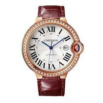 Cartier Ballon Bleu 42mm new Automatic Watch with original box and original papers WJBB0035