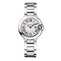 Cartier Ballon Bleu 28mm new Quartz Watch with original box and original papers W69010Z4