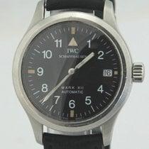 IWC Fliegeruhr Mark Stahl 36mm Schwarz Arabisch Deutschland, Rheine