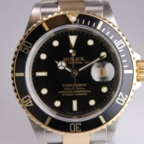 Rolex 16613 Acier 2005 Submariner Date 40mm occasion
