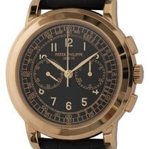Patek Philippe Chronograph 5070J-001 Very good Yellow gold 42mm Manual winding United States of America, Texas, Austin