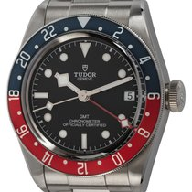 Tudor 79830RB-0001 Steel 2019 Black Bay GMT 42mm pre-owned United States of America, Texas, Austin