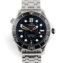 Omega Seamaster Diver 300 M Steel 42mm Black United Kingdom, London