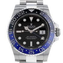Rolex 116710BLNR Acier 2018 GMT-Master II 40mm occasion France, Paris
