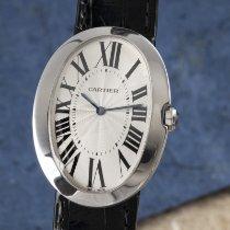 Cartier Baignoire Weißgold 44mm Silber Deutschland, Chemnitz