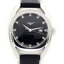 Longines Equestrian pre-owned Silver