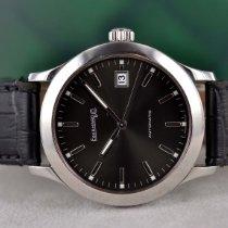 Eberhard & Co. Aiglon Steel 38mm Black