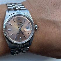 Rolex 1601 Acier 1970 Datejust 36mm occasion France, Villeneuve Ascq