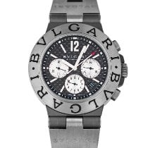 Bulgari Diagono Titanium 44mm Black United States of America, Maryland, Baltimore, MD