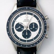 Omega Speedmaster Professional Moonwatch Stahl 39.7mm Silber Keine Ziffern Schweiz, Basel