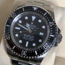 Rolex Sea-Dweller Deepsea Stahl 44mm Schwarz Keine Ziffern Deutschland, 68723 Schwetzingen