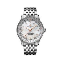 Breitling Navitimer nuevo 2020 Automático Reloj con estuche original A17395211A1A1