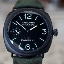 Panerai Radiomir Black Seal Ceramic 45mm Black Arabic numerals United States of America, Massachusetts, Boston
