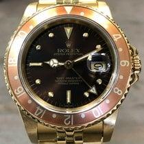 Rolex GMT-Master Yellow gold 40mm Bronze United States of America, Texas, Dallas