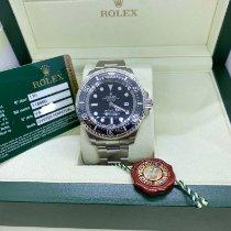 Rolex Sea-Dweller Deepsea 116660 Neu Stahl 44mm Automatik Schweiz, lugano