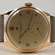 Vacheron Constantin Patrimony Rose gold 34mm Gold