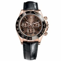 Rolex Daytona Rose gold 40mm Brown United States of America, New York, NEW YORK