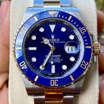 Rolex Submariner Date Gold/Steel 41mm Blue No numerals United States of America, Illinois, Chicago