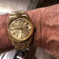 Rolex Day-Date 36 Yellow gold 36mm Gold No numerals United States of America, New Hampshire, Gilmanton
