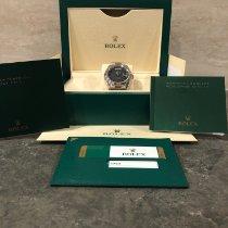 Rolex Day-Date II nuevo Automático Reloj con estuche y documentos originales 218239