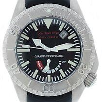 Girard Perregaux 49940 Titanium 2005 Sea Hawk 45mm pre-owned