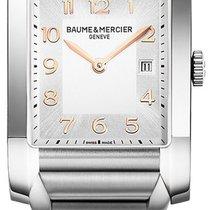 Baume & Mercier Hampton Steel 27mm Silver Arabic numerals United States of America, California, Moorpark
