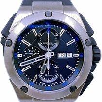 IWC Ingenieur Double Chronograph Titanium Titanium 45mm Black No numerals United States of America, Florida