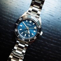 Seiko Prospex Steel 40.5mm Blue No numerals United States of America, Washington, Marysville