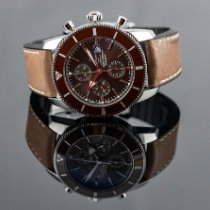 Breitling Superocean Heritage II Chronographe Steel Brown