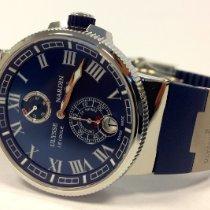 Ulysse Nardin Marine Chronometer Manufacture 1183-126-3/43 Очень хорошее Сталь 43mm Автоподзавод Россия, Санкт-Петербург
