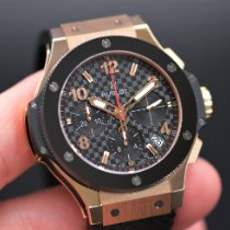 Hublot Big Bang 41 mm Rose gold 41mm Black Arabic numerals United Kingdom, Whitby- North Yorkshire