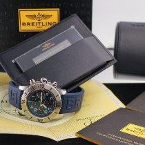 Breitling Superocean Chronograph Steelfish Steel 44mm Blue