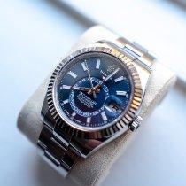 Rolex Sky-Dweller Acier 42mm Bleu Sans chiffres France, nantes