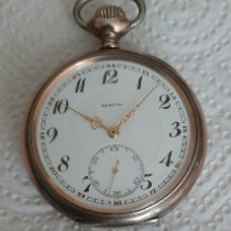 Zenith Silver 52mm Manual winding Pocket watch pre-owned Finland, Helsinki