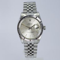 Rolex 1501 Steel 1974 Oyster Perpetual Date 34mm pre-owned United Kingdom, Andover