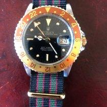 Rolex 16753 Acier 1980 GMT-Master 40mm occasion France, La Couarde sur Mer